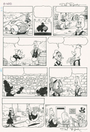 Donald Duck - The Duck who never was Page 8