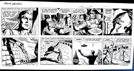Flash Gordon Sunday Page