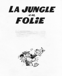 La jungle en folie - Joe le tigre