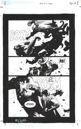 Mignola: Hellboy Wolves of Saint August page 28