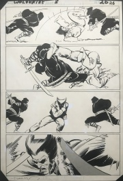 Wolverine Limited Series #3 Pg.20