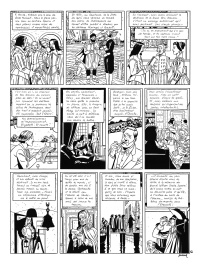 "BLAKE & MORTIMER   ""Le Testament de William S:""   p52"