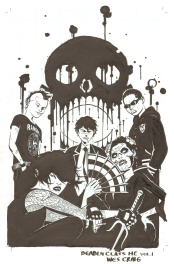 Craig: Deadly Class hardcover 1 (variant) cover