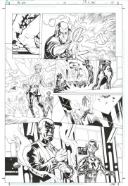 Star Wars : Agent of the Empire - Iron Eclipse #1 page 8
