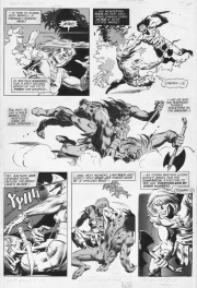 "1978-03 Buscema/DeZuniga: Savage Sword of Conan #27 p21 ""Beyond the Black River"""