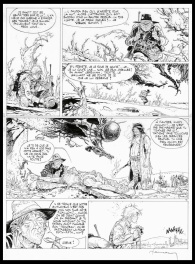 1977 - Jeremiah - Tome 1 - Planche 11