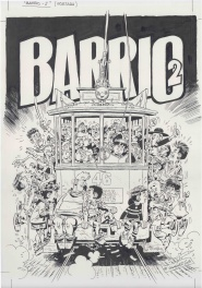 Couverture Barrio 2