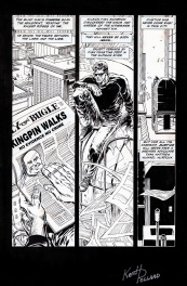 Daredevil #342 Malignancy - Final Page - Murdock & Kingpin
