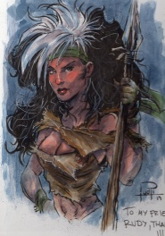 Juapi -  Savage Land Rogue