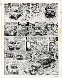 Original page Ginger 2 - L'Affaire Azinski
