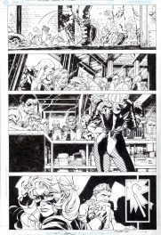 Jim Lee - All Star Batman and Robin - Issue 3 page 2