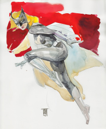 Batwoman By Alex Maleev