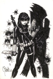 Black Widow by Chris Bachalo