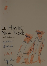 Le Havre-New York