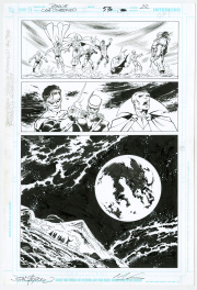 Byrne: JLA Classified #53 Page 22