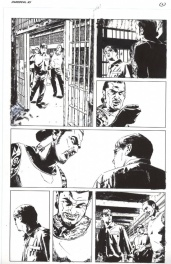 Michael Lark Daredevil Issue 85 page 4