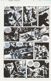 Michael Lark Gotham Central Issue 4 page 16