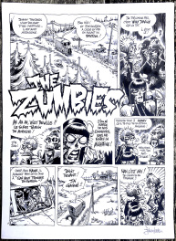 THE ZUMBIES T.1 - planche 17