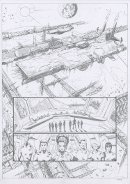 Colonisation, tome 1, planche 45