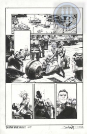 Batman WHITE KNIGHT 8 PAGE 17