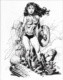 David Finch -  Wonder Woman