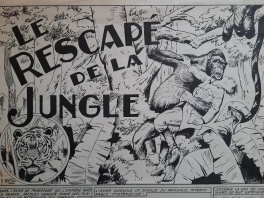 Le rescapé de la jungle, 1946