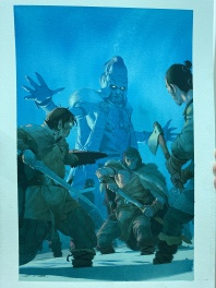 Esad Ribic, Conan the Barbarian, cover #8