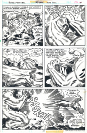 Jack Kirby - Black Panther #5 p23
