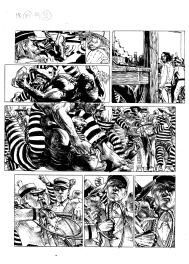 Marshal Bass tome 4 planche 33