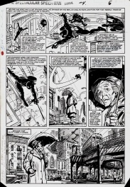 Spectacular Spiderman Annual # 4 pg 5