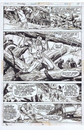 Ross Andru - Doc Savage 7 p 14