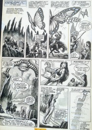 Conan #89.        (Savage Sword of)