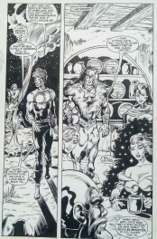 "Barry Windsor Smith """"""""Jammers """"""TSR Worlds"