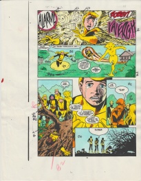 New Mutants annual #2 page 14