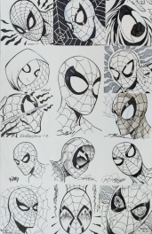 Amazing Spider-Man Jam - 14 artists