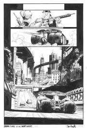 Batman - Curse of the White Knight #4 P16