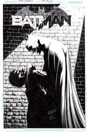 Batman & Joker Cover Commission