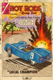 Hot Rods and Racing Cars #67
