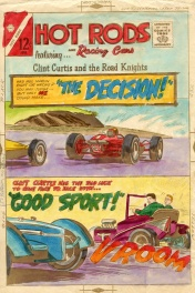 Hot Rods and Racing Cars #79