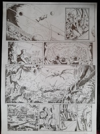 Colonisation tome 1 planche 23