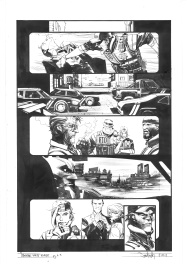 Batman - White Knight #6 P3