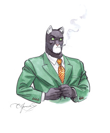 Blacksad COLOUR COMISSION
