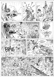 Arnaud Poitevin - Les spectaculaires tome 2 page 13