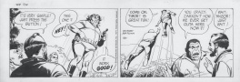 Flash Gordon, Daily 28/03/1977