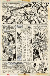 John BYRNE - IRON FIST #6 PAGE 23
