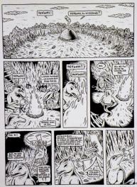 Donjon Monsters – Page 43 – Stephane Blanquet