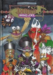 Donjon Monsters 12 -  Couverture Blanc