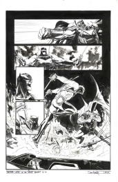 Sean Gordon Murphy - Batman, Curse of the White Knight, issue 8 page 16