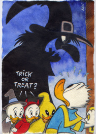 Trick OR TREAT? - Halloween