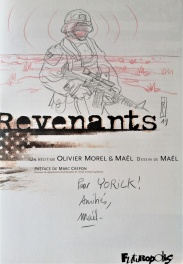 Revenants(One shot)